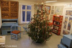 Jul på Fredheim, Petr Klastersky´s julekrybbe
