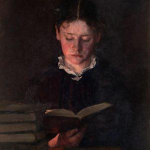 Signe Scheel, 1896