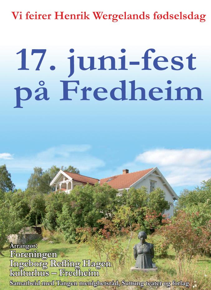 17. juni-fest på Fredheim
