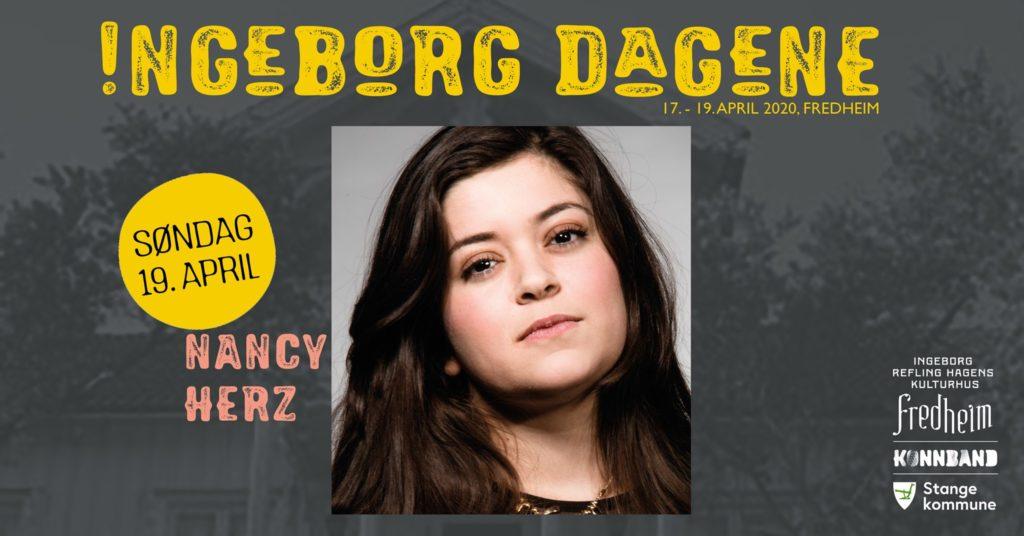 NancyHertz-Ingeborgdagene